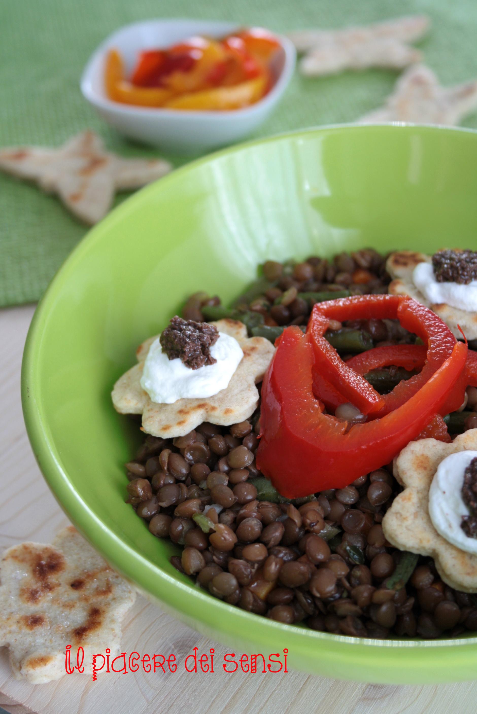 lenticchie e fagiolini