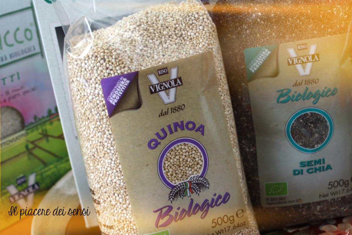 quinoa piccante