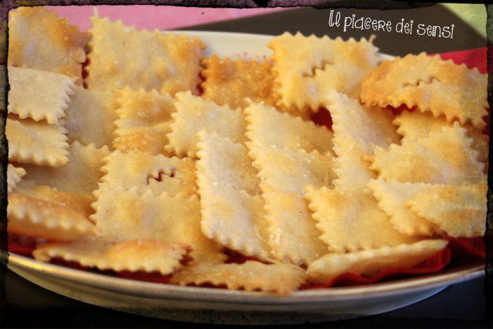 crackers con esubero