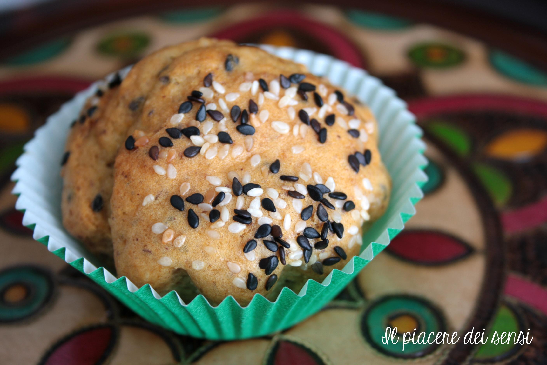 muffins con pistacchi