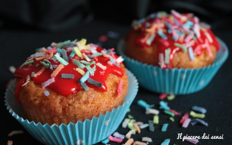 Muffins festosi – il Carnevale a tavola