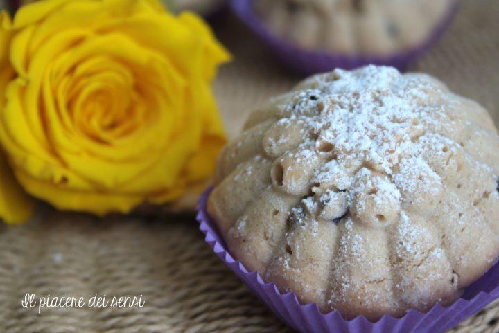 muffins all'acqua