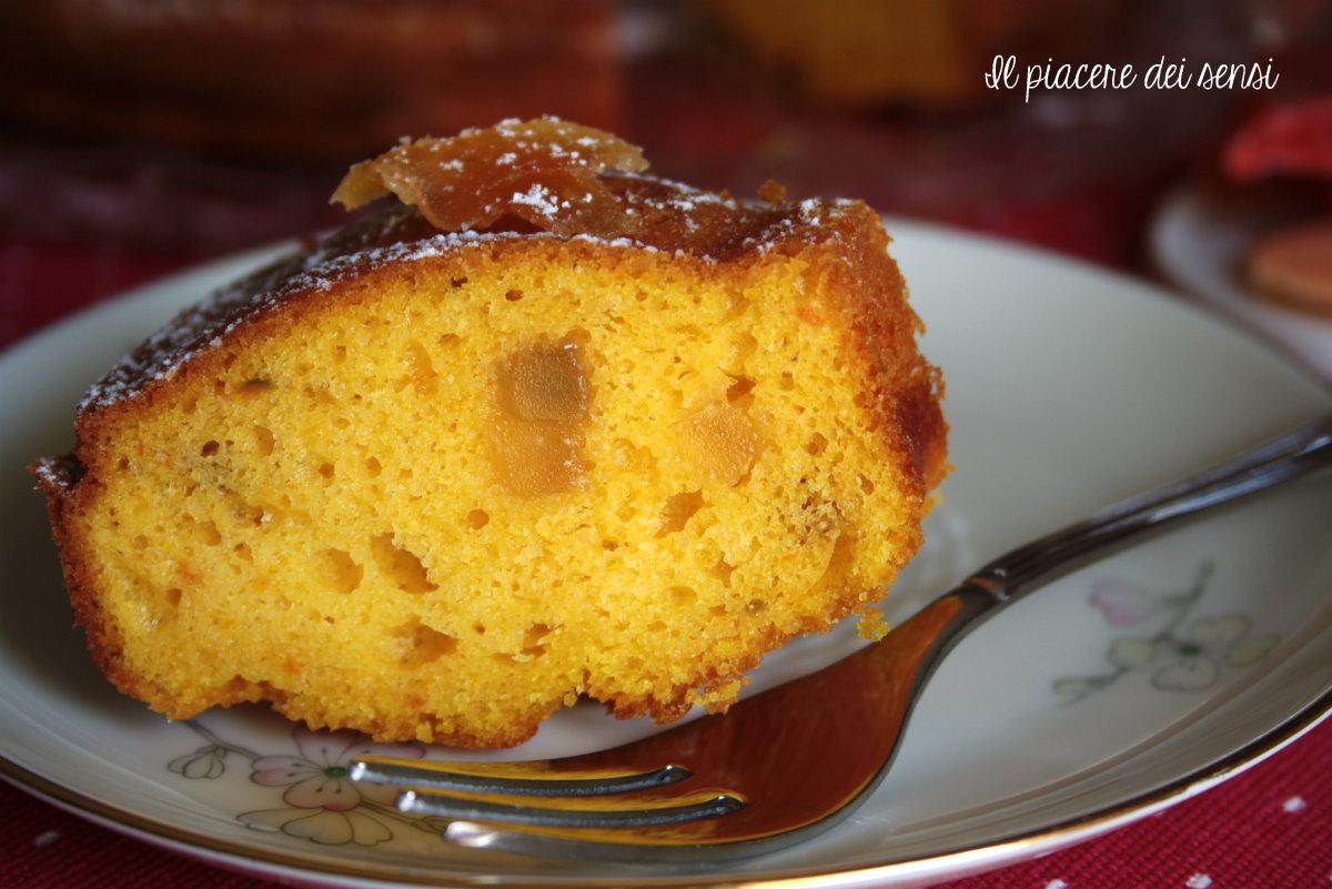 torta autunnale con zucca