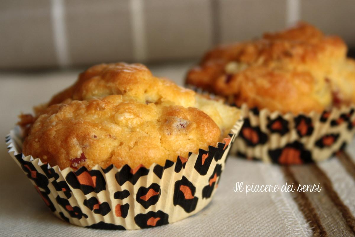 muffins al formaggio