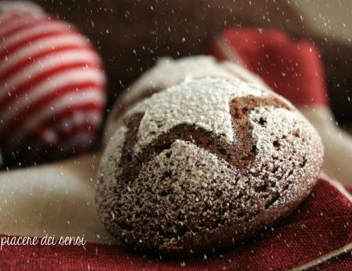 Pan di stelle al caffè e cioccolato