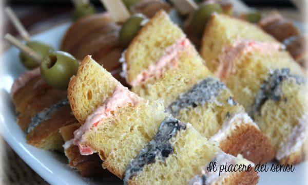 Farciture per panettone gastronomico – 10 ricette facili e veloci