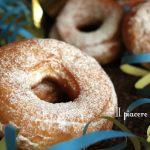 Ciambelle fritte morbidissime – ricetta Maestro R.Ferraro