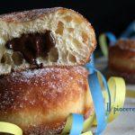 Krapfen alla Nutella - Macchina del pane