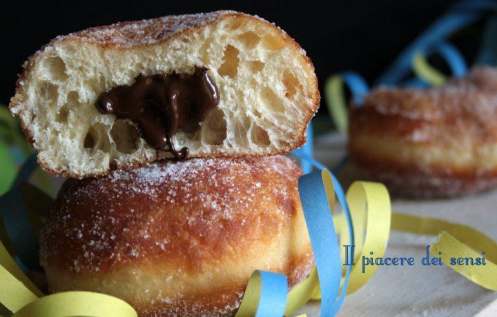 Krapfen alla Nutella – Macchina del pane