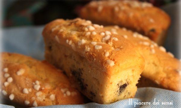 Plumcake con prugne secche