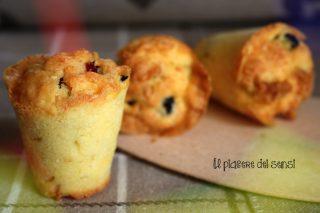 muffins salati con ricotta