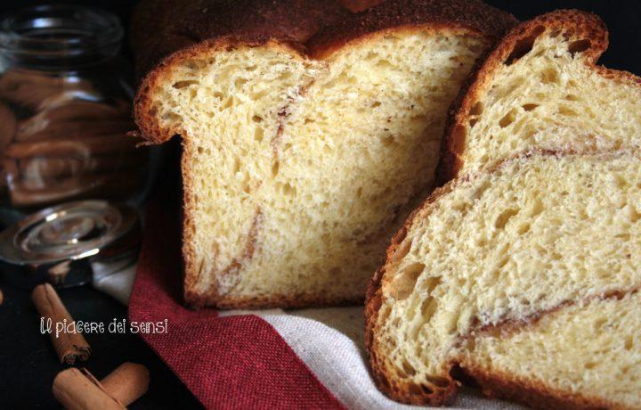 Pandolce alla cannella – con e senza la macchina del pane