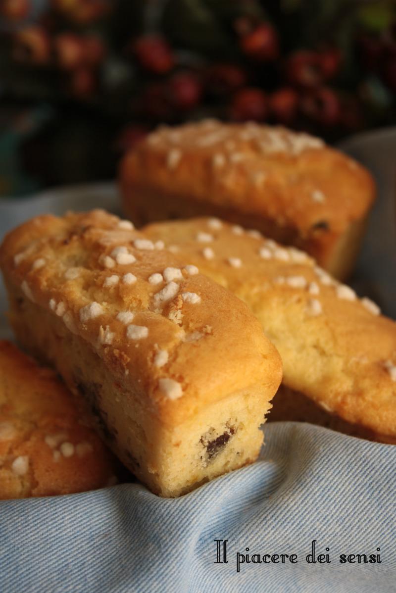 plumcake con prugne