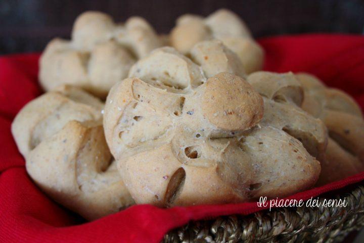 rosette di grano saraceno