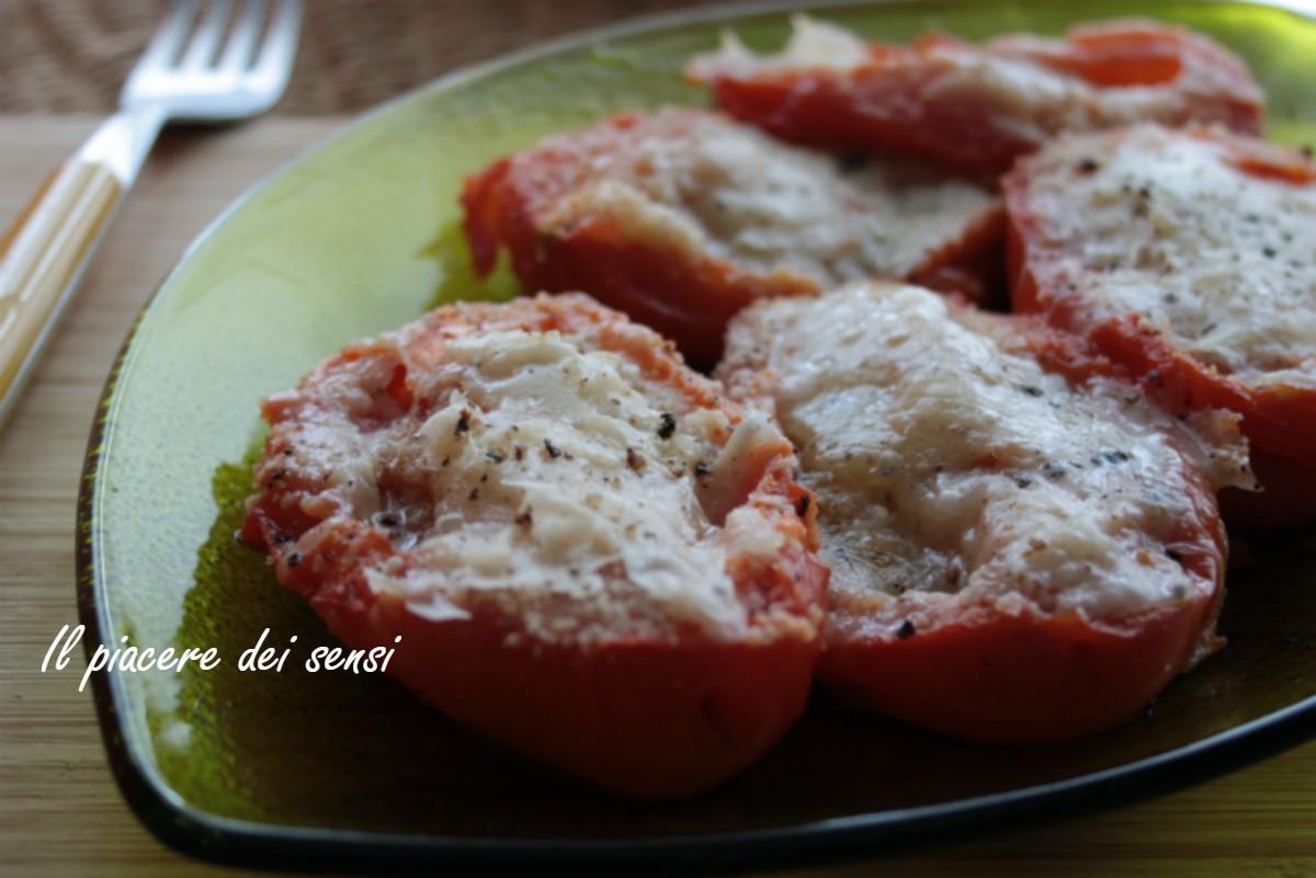 pomodori cotti in padella