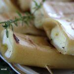 Paccheri grigliati con ricotta ed erbe aromatiche