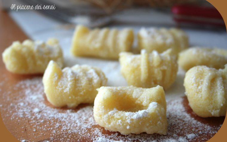 Gnocchi di semolino – ricetta base