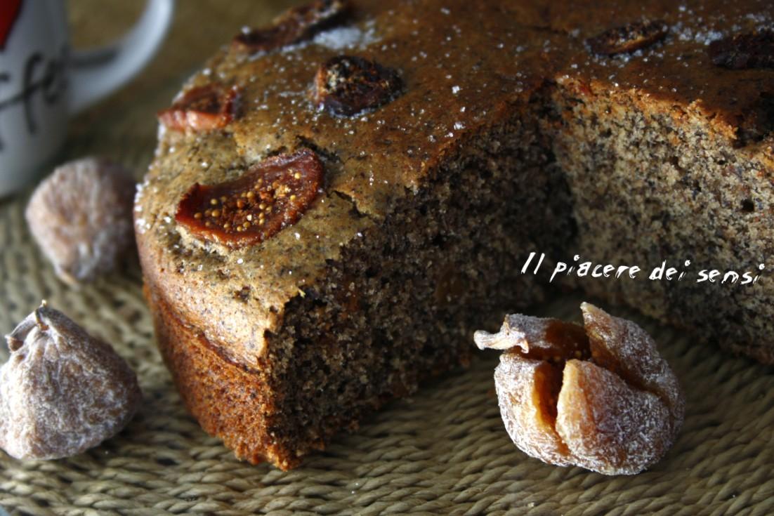 torta con grano saraceno