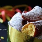 Frittelle Brighella - rombi fritti di Carnevale