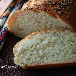 Pane siciliano con semi di sesamo