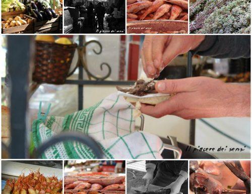 Mercato del Capo: uno scorcio di vita colorato e vivace di Palermo