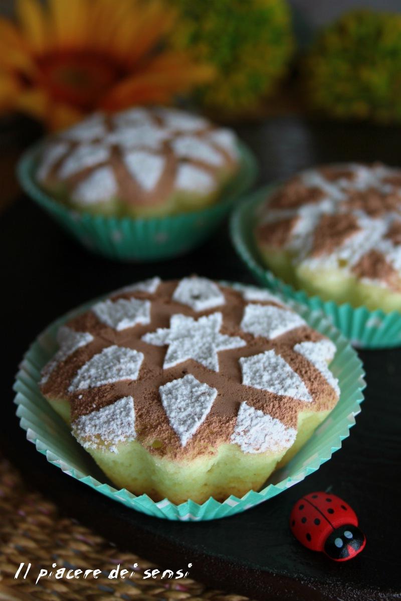 muffins con albumi