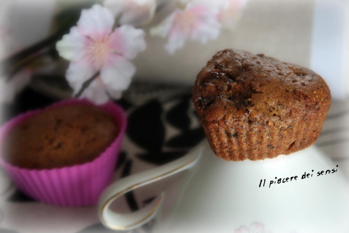 muffins di grano saraceno
