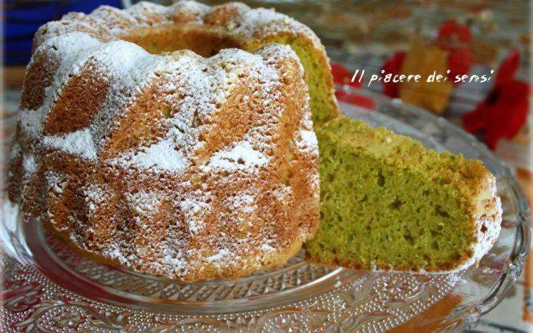 Torta con avocado sofficissima