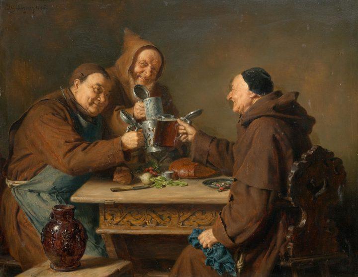 Tre monaci