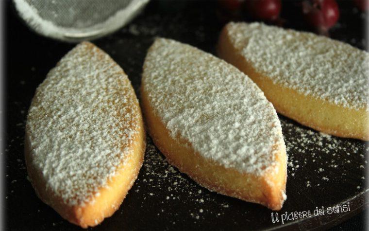 Biscotti di frolla con farina di riso