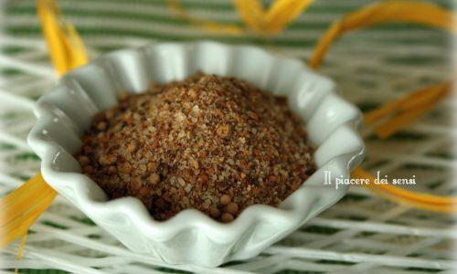 Garam masala fatto in casa, una mia interpretazione