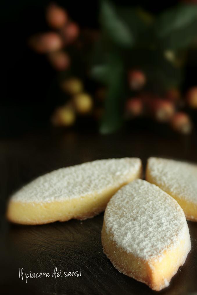 biscotti di frolla di farina di riso