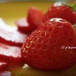 Come preparare la coulis di fragole