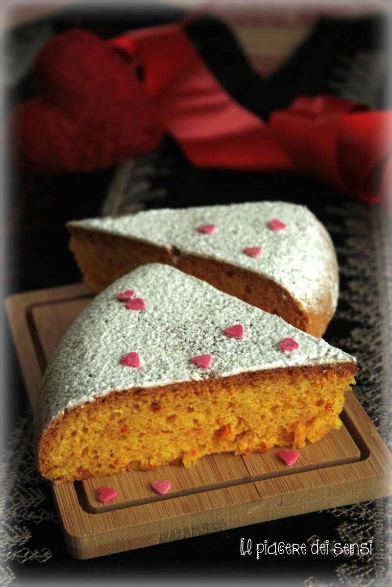 torta alla curcuma morbidissima crafond