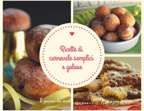 Ricette di Carnevale semplici e golose!