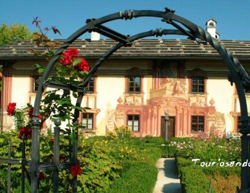 La passione di Cristo e la lűftlmalerei: benvenuti ad Oberramergau