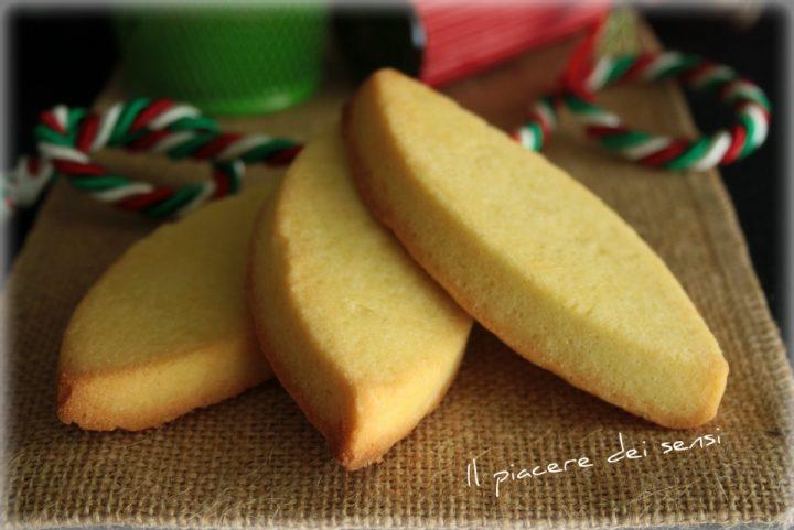 Lemon Meltaways biscotti al burro