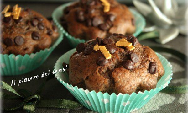 Muffins al Nesquik e Pocket coffee