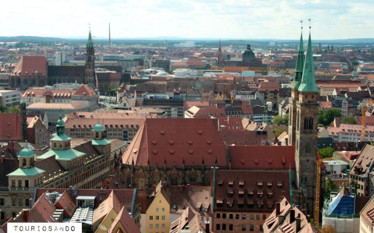 Norimberga in due giorni: dal sacro romano impero alle adunate naziste