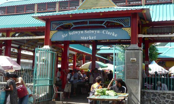 Il vivace mercato nel cuore di Victoria: Sir Selwyn Selwyn Clarke Market