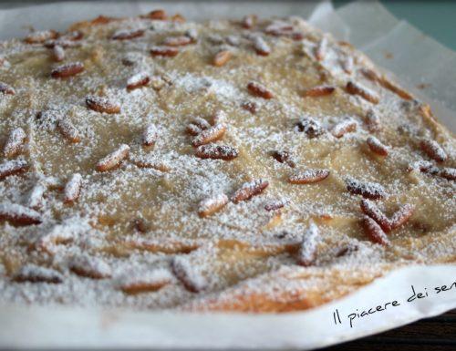 Torta con patate dolci – seconda versione