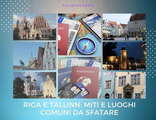 Riga e Tallinn – falsi miti e luoghi comuni da sfatare