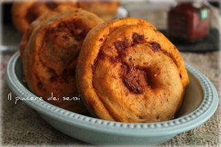 Girelle con pomodori secchi alla paprica