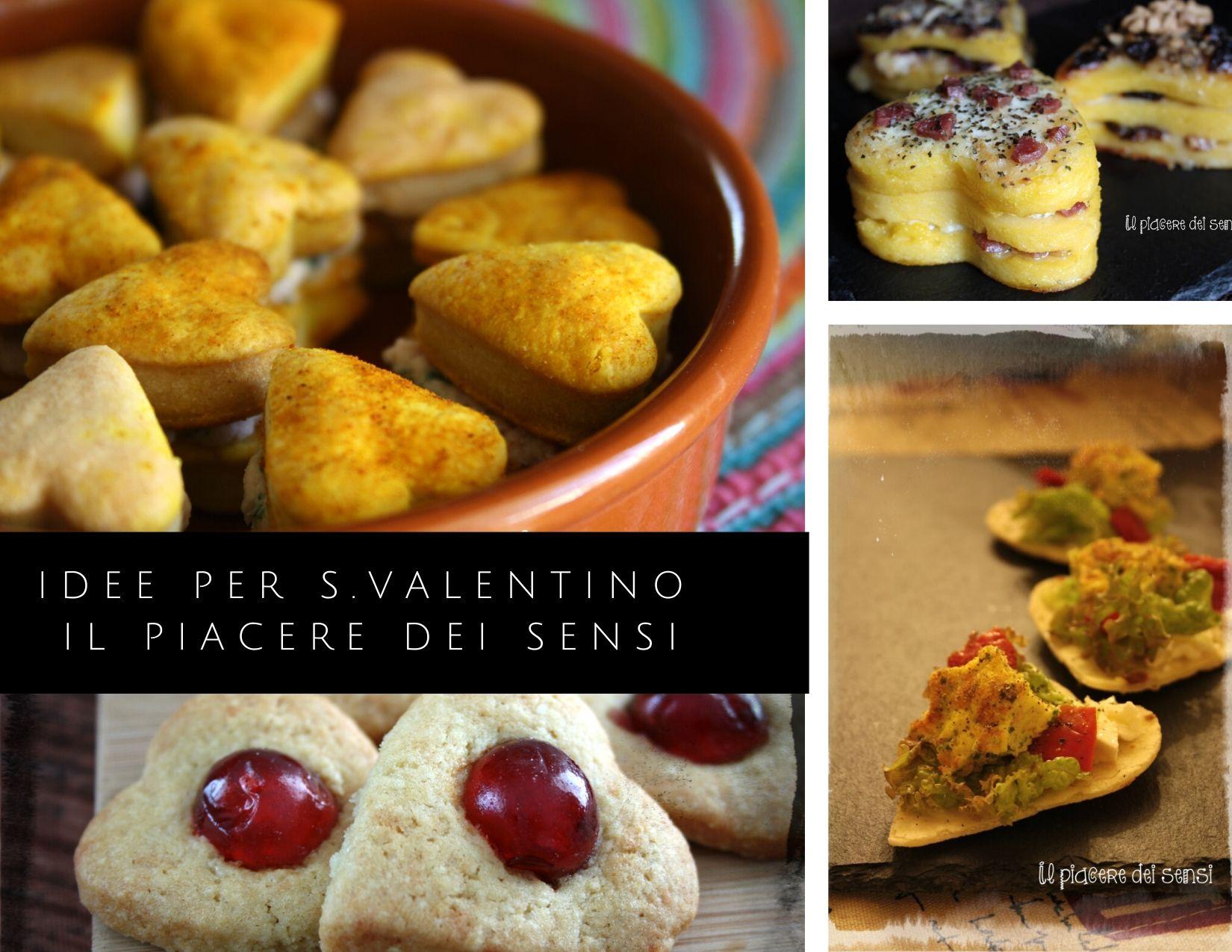 idee per San Valentino ricette