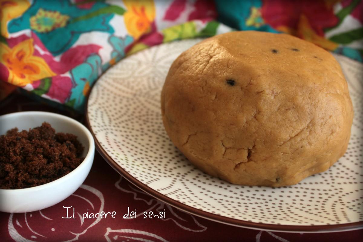 Trancetti di crostata con farina di riso e confettura di visciole