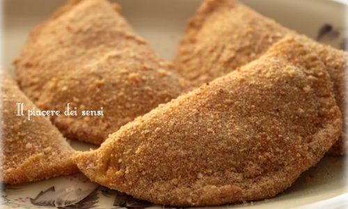 Sofficini fatti in casa in semplici mosse – fritti e al forno