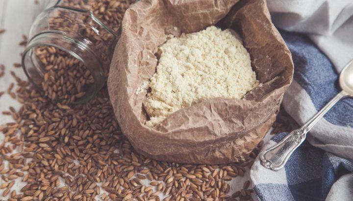 tra le farine da scegliere il farro