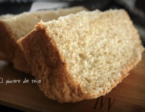 Pane anadama – procedimento con e senza la mdp