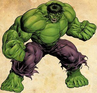 la forza di hulk e la forza della farina