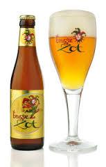 Un mondo di birra in Belgio- Zot Blond